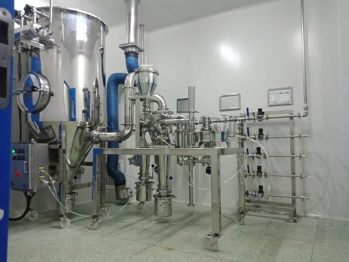MQP医药专用系列气流粉碎机 安全无污染防爆