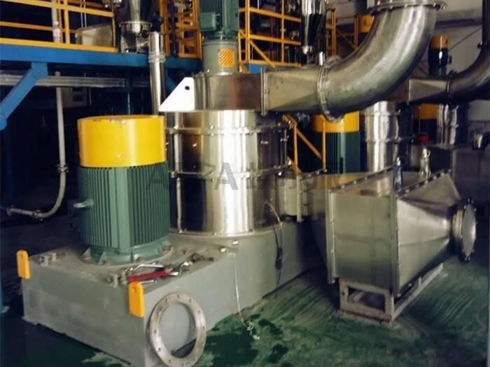 CSM-V 机械粉碎机 源自ACM PLC自动控制