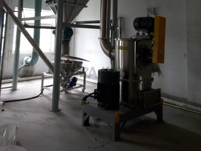 CSM-H超细机械磨 卧式分级结构 精细化